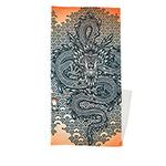 Шарф R MOUNTAIN арт. TECH 8937 (оранжевый / серый)