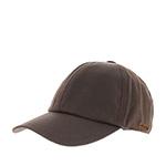 Бейсболка HERMAN арт. CONQUEST WAX (коричневый) {brown}