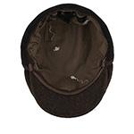 Кепка HERMAN арт. RANGE W17005 (коричневый)