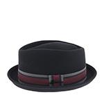 Шляпа HERMAN арт. DON CASH (черный)