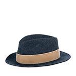 Шляпа HERMAN арт. MAC FLEMISH (светло-синий)