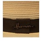Шляпа HERMAN арт. MACBIRD (бежевый)