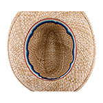 Шляпа HERMAN арт. O GRAIG (бежевый / черный)