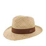 Шляпа HERMAN арт. O GRAIG (бежевый / коричневый) {brown}