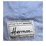 Кепка HERMAN арт. RANGE 037 (голубой)