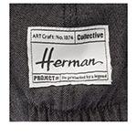 Кепка HERMAN арт. USURPER 025 (черный)