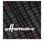 Кепка HERMAN арт. LISTER (серый)