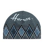 Шапка HERMAN арт. SHELL D (серый)