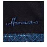 Кепка HERMAN арт. TIMOR (темно-синий / черный)