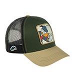 Бейсболка CAPSLAB арт. CL/DIS/1/DON1 Disney Donald Duck (оливковый)