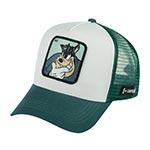 Бейсболка CAPSLAB арт. CL/DIS/1/PET1 Disney Pete (белый / голубой)