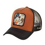 Бейсболка CAPSLAB арт. CL/DIS/1/SCR1 Disney Scrooge McDuck (оранжевый / синий)