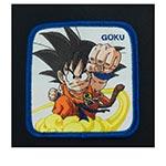 Бейсболка CAPSLAB арт. CL/DB1/1/GOK2 Dragon Ball Goku (черный / синий)