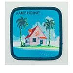 Бейсболка CAPSLAB арт. CL/DB1/1/HOU2 Dragon Ball Kame House (белый / голубой)