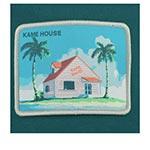 Бейсболка CAPSLAB арт. CL/DB1/1/HOU3 Dragon Ball Kame House (голубой)