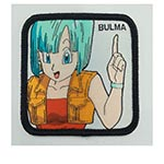 Бейсболка CAPSLAB арт. CL/DBZ/1/BUL3 Dragon Ball Bulma (белый / черный)