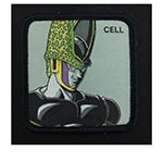 Бейсболка CAPSLAB арт. CL/DBZ/1/CELB Dragon Ball Cell (черный)
