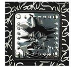 Бейсболка CAPSLAB арт. CL/DBZ/TAG/1/GOK Dragon Ball Goku (черный)