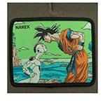 Бейсболка CAPSLAB арт. CL/DBZ3/1/NAM2 Dragon Ball Goku and Frieza Clash (коричневый)