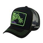 Бейсболка CAPSLAB арт. CL/MAR/1/HLK5 Marvel Hulk (черный)