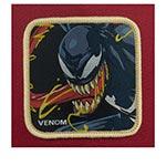 Бейсболка CAPSLAB арт. CL/MAR/1/VEN4M Marvel Venom (красный / черный)