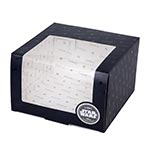 Коробка CAPSLAB арт. Present Box Star Wars (черный)