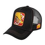 Бейсболка CAPSLAB арт. CL/LOO2/1/SPE2 Looney Tunes Speedy Gonzales (черный)