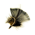 Перо GOORIN BROTHERS арт. 138-9630 (черный / бронзовый) {multi}