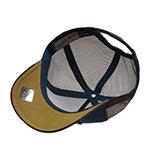 Бейсболка GOORIN BROTHERS арт. 101-0205 (коричневый / синий)