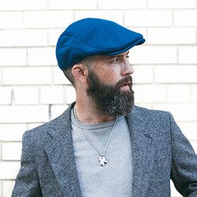 Мужские кепки